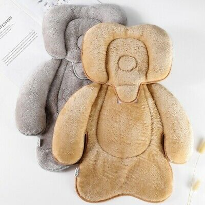 US Newborn Baby Car Seat Stroller Cushion Pad Liner Mat Head Body Support Pillow