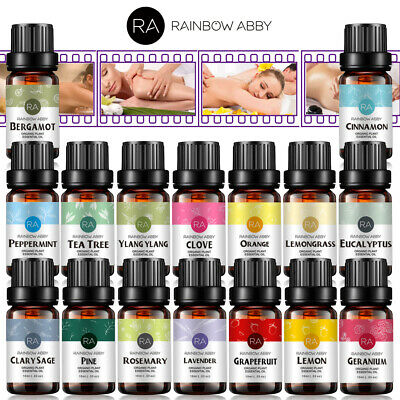Top 16 Essential Oils Set, 100% Pure Aromatherapy Oils for Diffuser, Humidifier