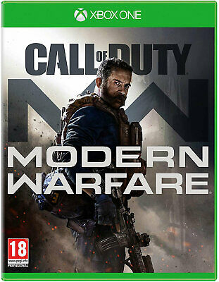 Call of Duty Modern Warfare (Xbox One) Game | BRAND NEW SEALED | FAST FREE POST