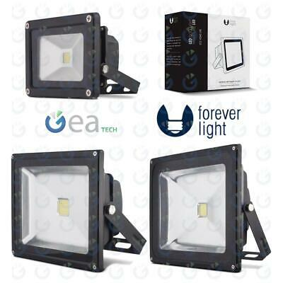 Forever Light Faro LED Faretto IP65 10w 20w 50w 70w 150w Luce da Esterno