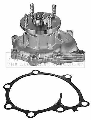 Water Pump FWP2124 by First Line Genuine OE - Single