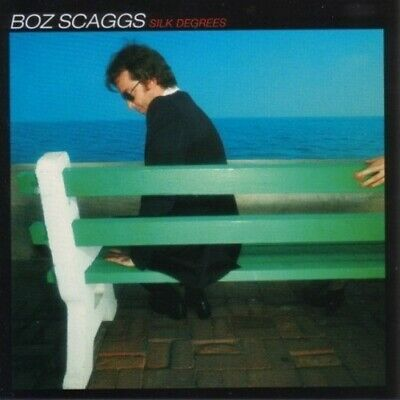 Boz Scaggs - Silk Degrees CD NEW