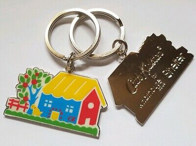 Cath Kidston Key Ring Key Fob New With Tags Rrp £10