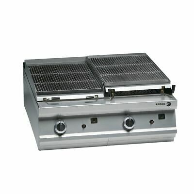 Fagor Chargrill 900 Series LPG 2 Burner 850mm