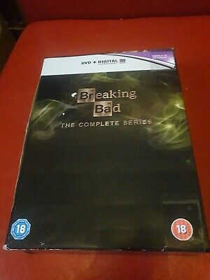 Breaking Bad - The Complete Series [DVD] Preowned