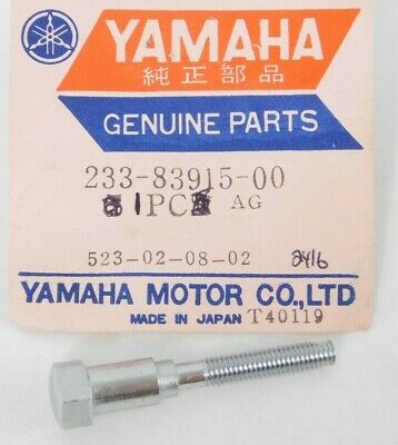 NOS Yamaha 14mm Head Union Screw 69-71 AT1 CT1 68-71 DT1 RT1 214-21768-00 Qty 1