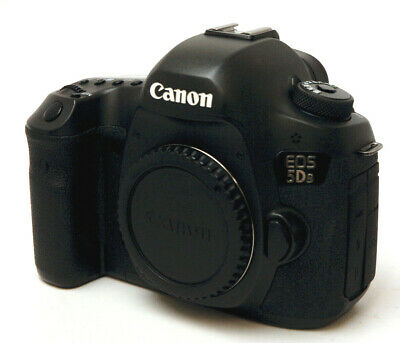 Canon EOS 5DS 50.6MP Digital SLR Camera - Shutter Count 32,700 Used Excellent