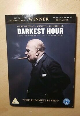 Darkest Hour DVD (2017) BN