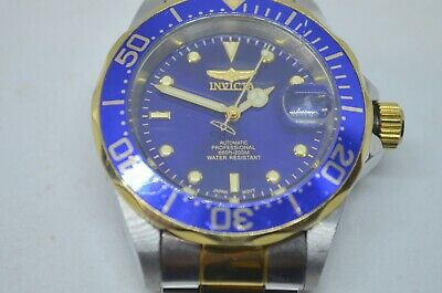 Invicta Men's Watch Pro Diver Automatic Two Tone Stainless Steel Bracelet 8928