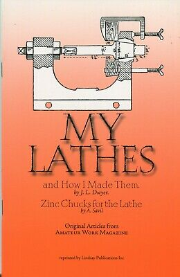 My lathes and How I Made Them/Zinc chucks for the Lathe
