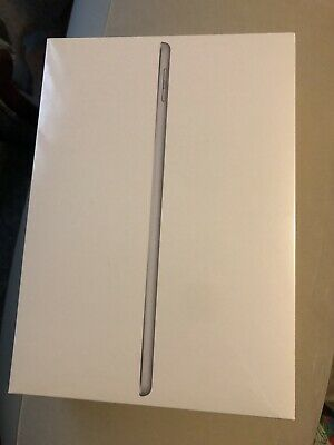 Apple iPad 6th Gen. 32GB, Wi-Fi, 9.7in - Silver (CA) Brand New Sealed