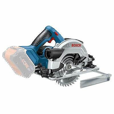 Bosch GKS 18V-57 Professional Cordless Circular Saw The battery-powered allround