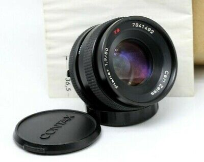Carl Zeiss Planar 1,7/50mm T Lens for Contax Yashica 35mm SLR Film Camera ZS24