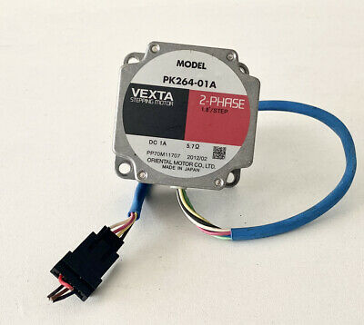Vexta PK264-01A 2-Phase 1.8°/Step DC 1A 5.7Ω Stepping Motor