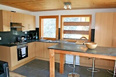 Verbier ski apartment luxury accommodation with magnificent views