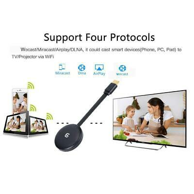 HD1080P Wireless WIFI Display Dongle Adapter HDMI Miracast DLNA AirPlay TV Stick