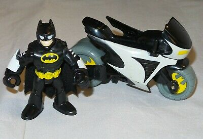 Fisher-Price Imaginext DC Super Friends Batman and Batcycle Fisher Price N3702