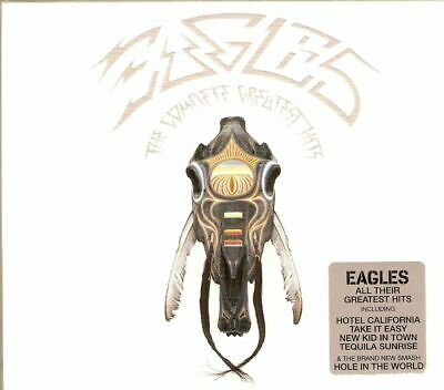 Eagles - The Complete Greatest Hits - Deluxe Slipcase & Booklet 2CD