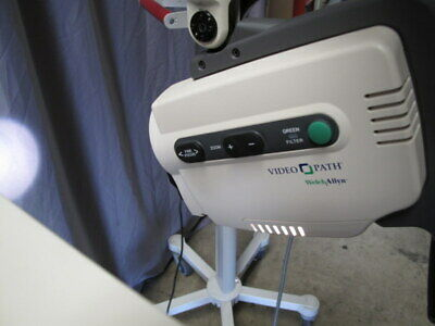 Welch Allyn VideoPath Video Colposcope with Sony LCD Monitor