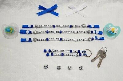 """/""""Wolverhampton Wanderers/"""" Dummy Clips And Keyring"""