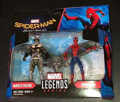 Spider-Man Homecoming Vulture & Spider-Man 2 pack Marvel Universe New