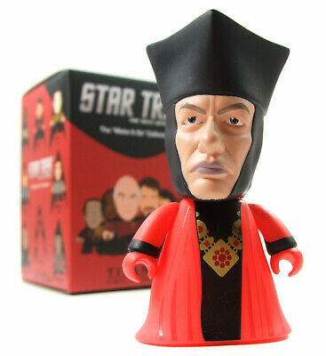 "Titans STAR TREK THE NEXT GENERATION Make It So Series Q 3"" Vinyl Figure"