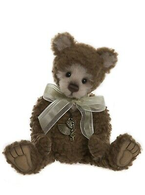 Charlie Bear Isabelle Lee Mohair 2019 Collection - Timmy Ted - He Is Adorable