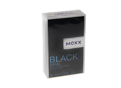 Mexx Black Man After Shave 50ml