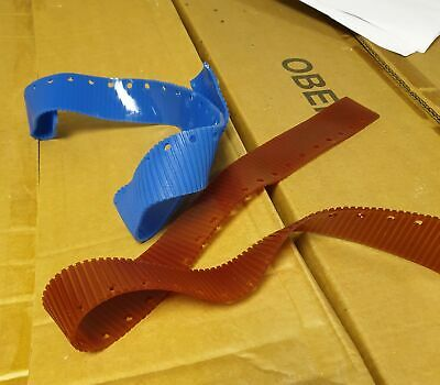Rubber blade oil resistant (Suction nozzle straight) 430.080