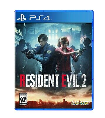 Resident Evil 2 Remake Playstation 4 Ps4 Nuovo Italiano