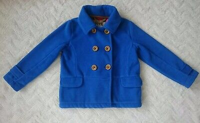 Next Girls Fleece Jacket, Coat Size 5 Years