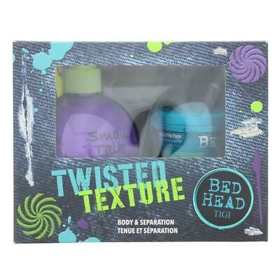 TIGI Bed Head Twisted Texture Body & Separation Gift Set For Her Damaged Box
