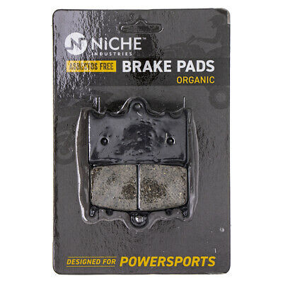 NICHE Brake Pad Set Suzuki Boulevard Intruder 69100-10850 Rear Organic