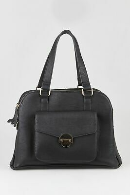 New Marikai 3 Compartment Turnlock Tote Bag Womens Tote Bags & Shoppers