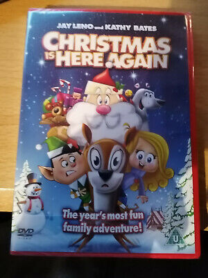 Christmas Is Here Again (DVD, 2009) - Brand New & Sealed