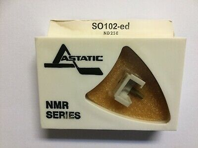 Sony Nd25E Phono Needle In Astatic So102-Ed Pkg., Nos