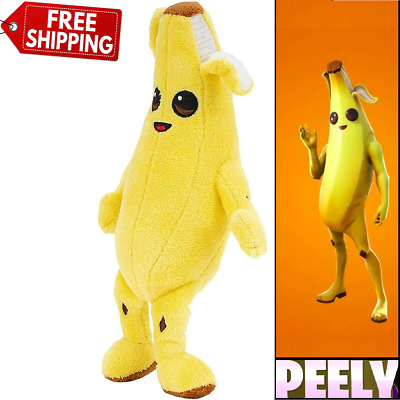 Fortnite Peely Plush - Stuffed Animal Banana Toy Video Epic Games