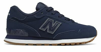 New Balance Kid's 515 Spring Canvas Pack Big Kids Male Shoes Navy