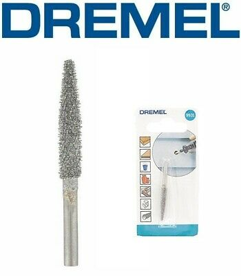 DREMEL ® 9931 Structured Tooth Cutter Spear Shape (1 No) (2615993132)