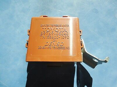 Toyota Highlander New Receiver Door Control Module 89769-0E040, Tn158600-1090