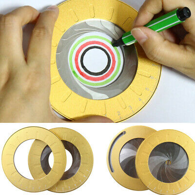 Adjustable Round Circular Tool Creative Measurement  drawing ruler kitchen Tool