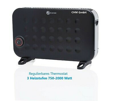 Chm Gmbh Changing Table Radiant Heater 600 Watt Baby + Remote Control