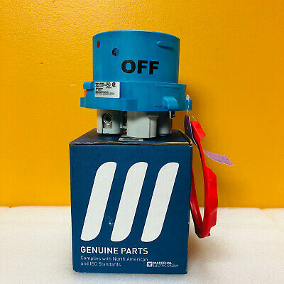 Meltric 33-98047 DS100 277/480 VAC 100A 30hp Inlet / Plug New In Box!