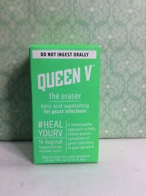 Queen V The Eraser Yeast Infection Treatment