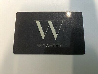 Witchery Gift Card $110