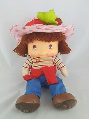 Strawberry Shortcake Talking Doll 2004