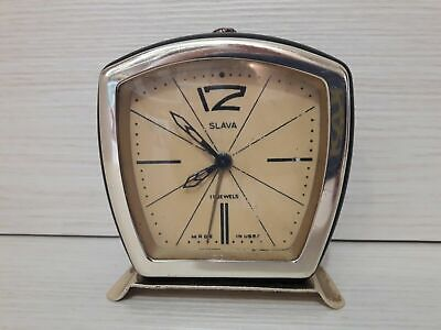 Soviet table clock. Glory. Vintage Rare USSR