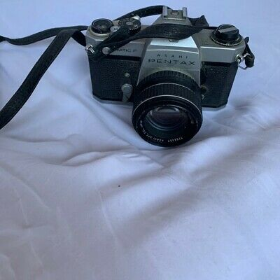 """Pentax Asahi"" Vintage Camera, Spotmatic F - Great Camera! Pickup Marsfield"