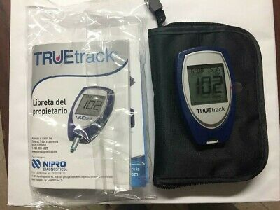 True Track Blood Glucose Monitor ONLY Include 10 Lancets