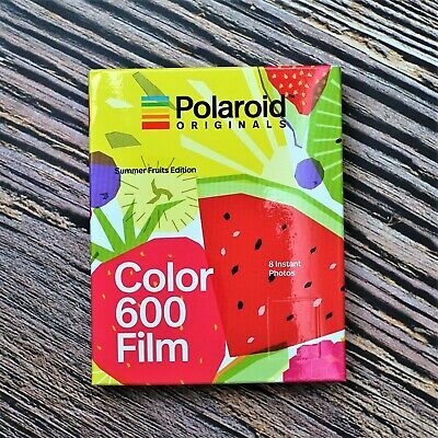 *SALE* Polaroid Originals Color Film for 600 Summer Fruits (LIMITED) Edition